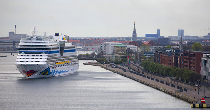Copenhagen Set To Welcome New Cruise Terminal In Cruise Critic - Cruise ship copenhagen