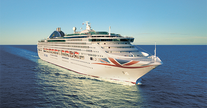 P&O Cruises To Scrap Gratuities From Next Year