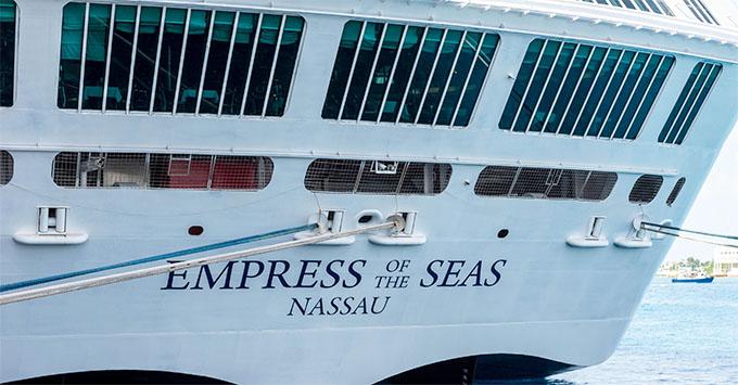 Empress of the Seas
