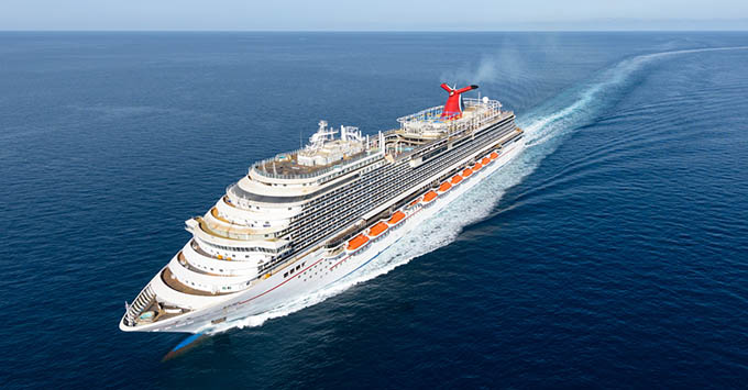 Carnival S Newest Cruise Ship Carnival Horizon Completes Sea Trials