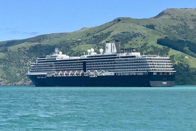 Just Back From Nz On Noordam Hits Misses And Fixes