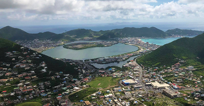Live From St. Maarten: A Glimpse Of The Island, Weeks Before Cruise Ships  Return