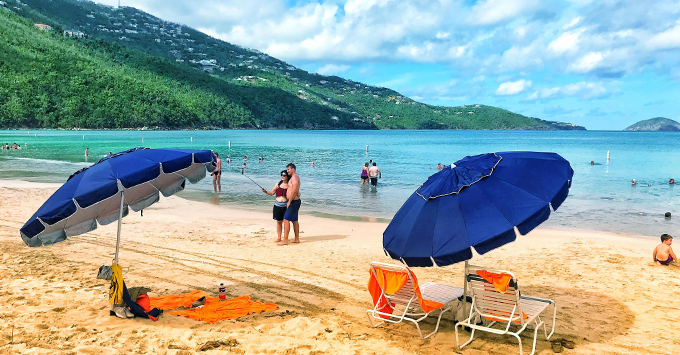 Magen's Bay, St. Thomas