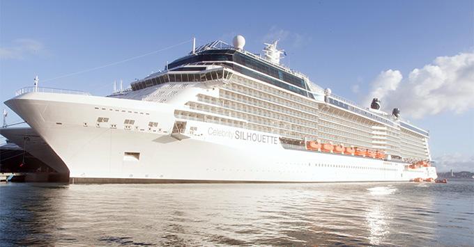Daily uk news celebrity cruise