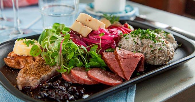 Food tour in Helsinki