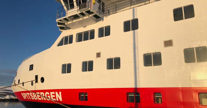 Hurtigruten Spitsbergen