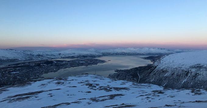 Hurtigruten Tromso