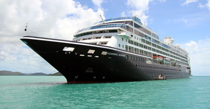Azamara world cruise