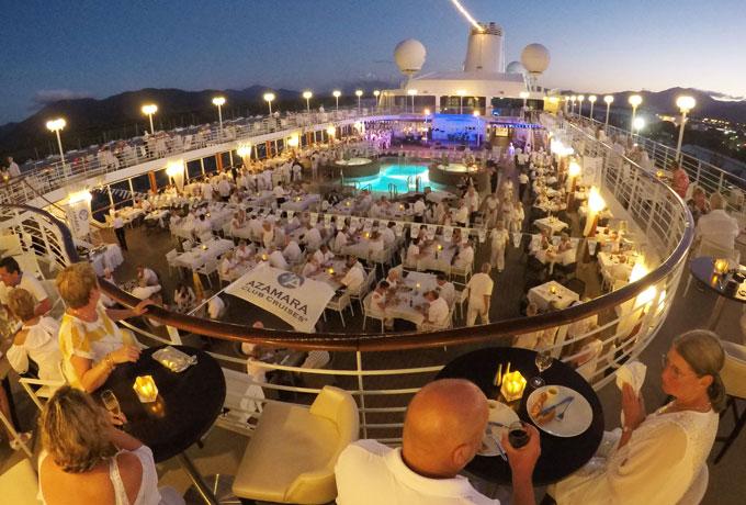 Azamara world cruise