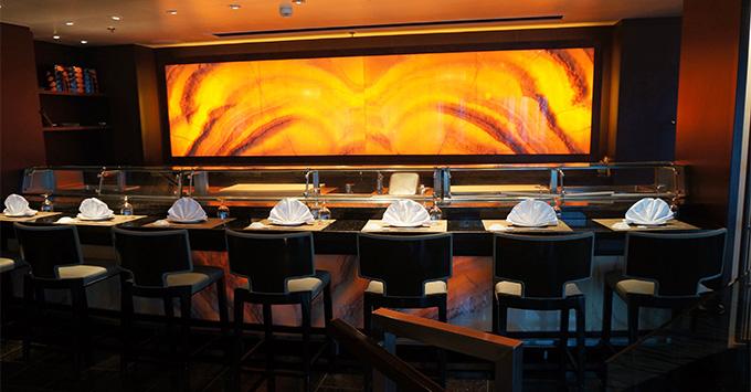 Umi Uma sushi bar
