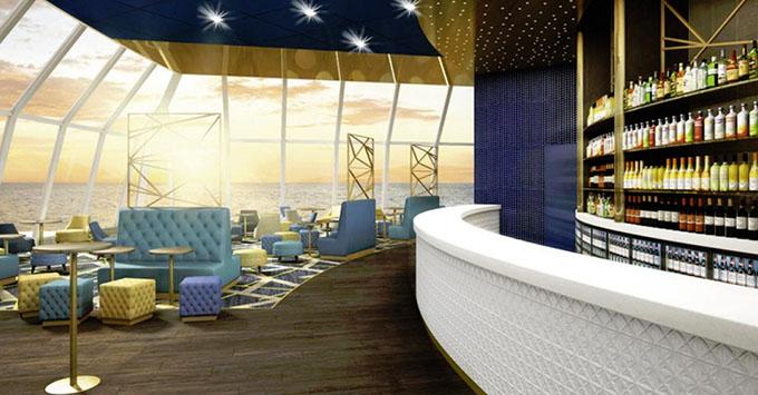 Indigo Lounge on Marella Explorer