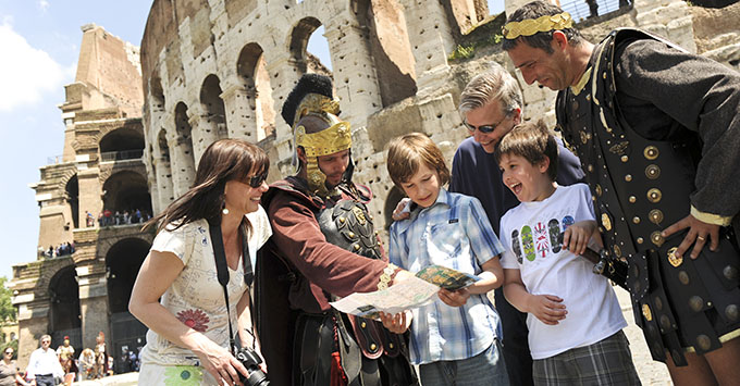 Adventures by Disney is offering tours in Rome in 2019