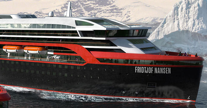 Hurtigruten 2nd Ship Delayed