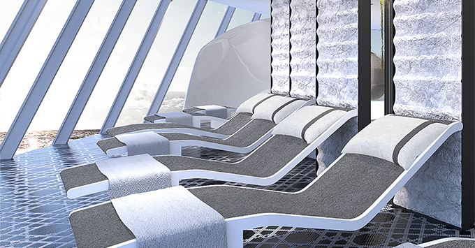 Celebrity Edge SEA Thermal Suite