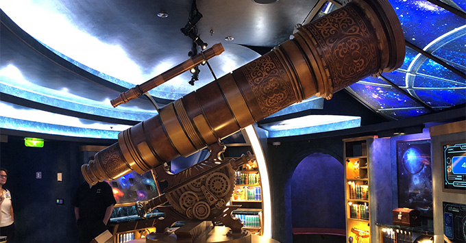 The Observatorium on Independence of the Seas