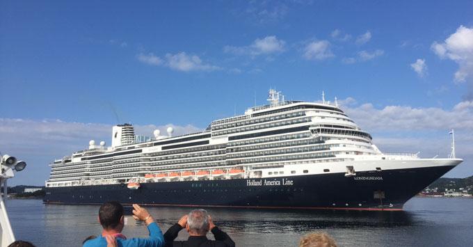 Holland America Line Koningsdam