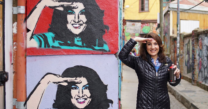 Jane Mcdonald Heads To South America In Third Episode Of
