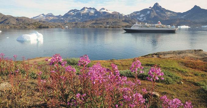 Braemar in Greenland