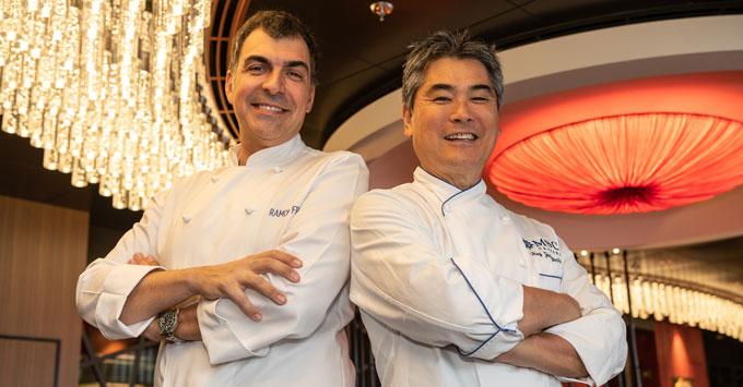 MSC Seaview Chefs
