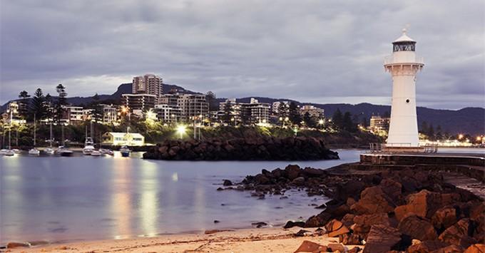 Wollongong Port
