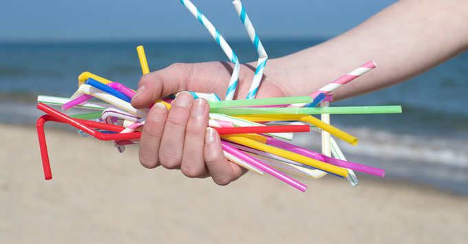 Cruise Lines Eliminate Plastic Straws From Ships, Pledge to Ban Single-Use Plastics
