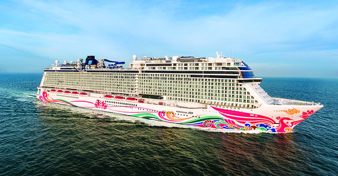 Norwegian Cruise Line Will Move Another Mega Ship To Alaska In 2019 Norwegian Cruise Line
