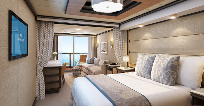 Here S What Princess Cruises New Ship Sky Princess Is Going To Look Like