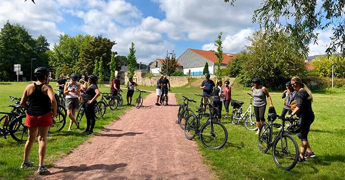 Biking Excursion with U by Uniworld