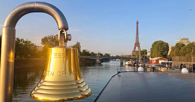 The B in Paris