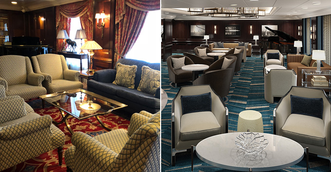 Before and After: Martinis on Insignia