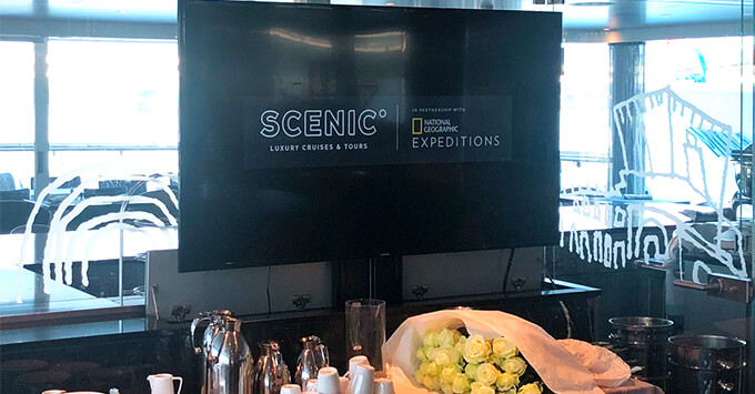 National Geographic programming on Scenic Jasper