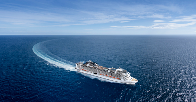 MSC Cruises Opens Sales for MSC Grandiosa