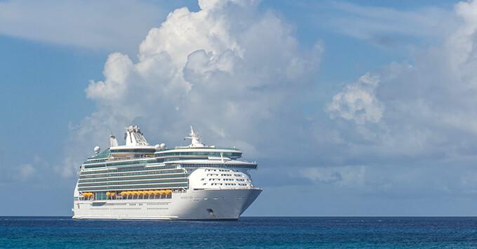 Navigator of the Seas exterior shot