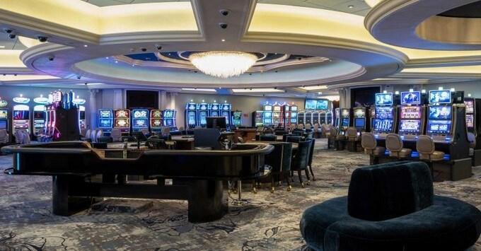 Crystal Serenity Resorts World Casino