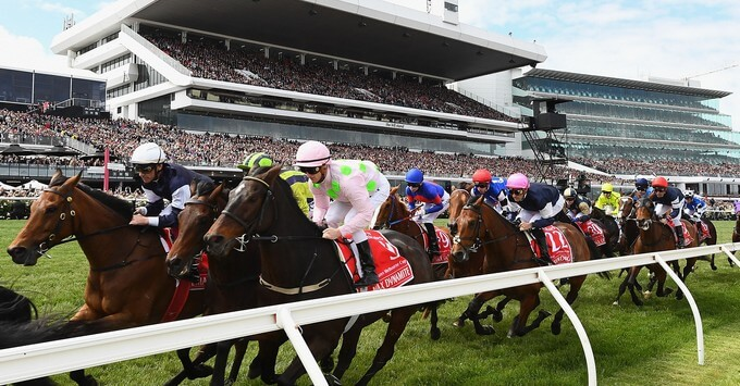 The Melbourne Cup Cruise with P&O Cruises Australia