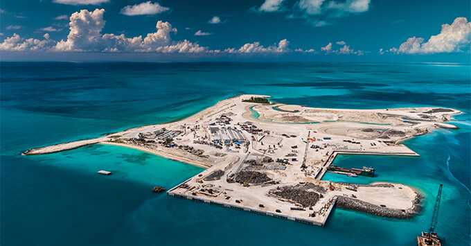 Ocean Cay, MSC Cruises' Private Bahamian Island, Set to Open