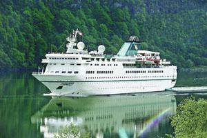 Alexander von Humboldt  Cruise Ship