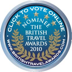 British Travel Awards 2010