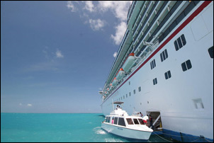 Tender Love And Carnival Cruise Lines What S Going On In