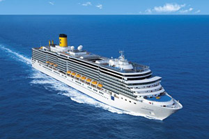 Costa Deliziosa Ship Photo