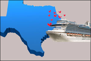 Texas Calling Another Flashy Mega Ship Will Cruise From