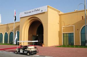 Dubai's Port Rashid Cruise Terminal
