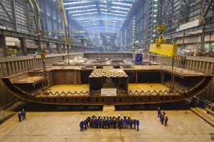 anthem-seas-cruise-ship-keel-laying