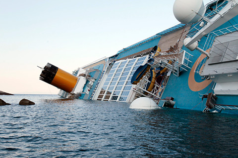 Top News Stories of 2012 - Cruise Critic