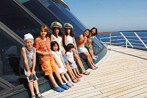 Summer Luxury Cruise Ship Deals