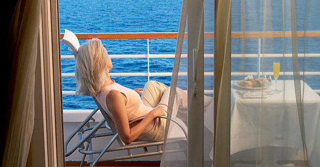 Crystal Cruise Luxury