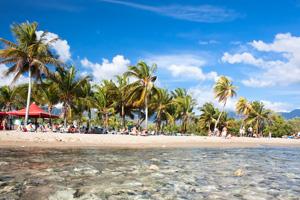 Siboney Beach, Santiago de Cuba