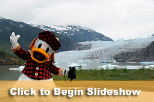 Disney Cruise Line's going to Alaska