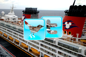 Disney Cruise Rescue