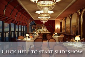 Disney Dream French Restaurant